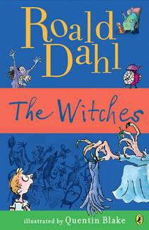Picture of a book: The Witches