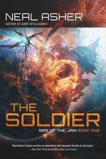 Picture of a book: The Soldier