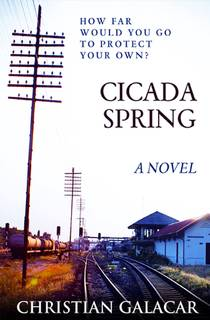 Picture of a book: Cicada Spring
