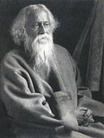 Picture of an author: Rabindranath Tagore