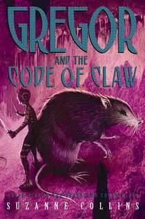 Picture of a book: Gregor And The Code Of Claw