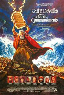 Picture of a movie: The Ten Commanments