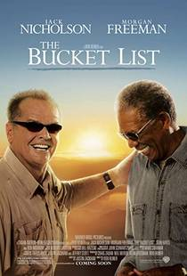 Picture of a movie: The Bucket List