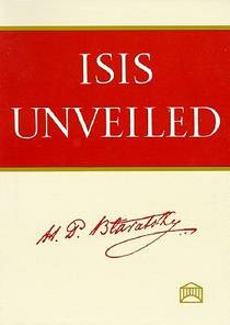 Picture of a book: Isis Unveiled