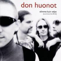 Picture of a band or musician: Don Huonot