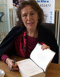 Picture of an author: Claire Tomalin