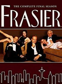 Picture of a TV show: Frasier
