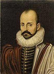 Picture of an author: Michel De Montaigne