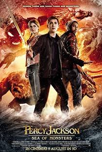 Picture of a movie: Percy Jackson: Sea Of Monsters