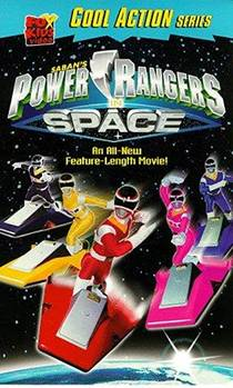 Picture of a TV show: Power Rangers In Space