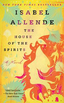 Picture of a book: The House Of The Spirits