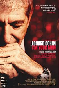 Picture of a movie: Leonard Cohen: I'm Your Man
