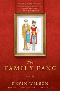 Picture of a book: The Family Fang