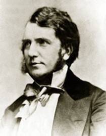 Picture of an author: J. Sheridan Le Fanu