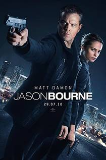 Picture of a movie: Jason Bourne