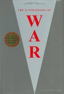 Picture of a book: The 33 Strategies Of War