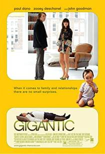 Picture of a movie: Gigantic
