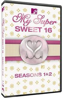 Picture of a TV show: My Super Sweet 16