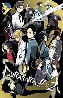 Picture of a TV show: Durarara!!x2