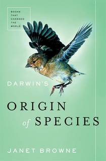 Picture of a book: Darwin's Origin of the Species: A Biography