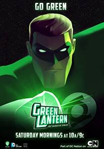 Picture of a TV show: Green Lantern: The Animated Series