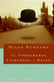 Picture of a book: The Unbearable Lightness Of Being