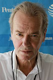 Picture of an author: Martin Amis