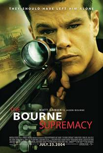 Picture of a movie: The Bourne Supremacy