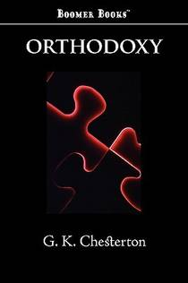Picture of a book: Orthodoxy