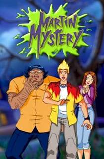 Picture of a TV show: Martin Mystery
