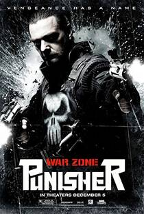 Picture of a movie: Punisher: War Zone