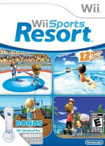 Picture of a game: Wii Sports Resort