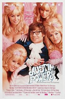 Picture of a movie: Austin Powers: International Man Of Mystery