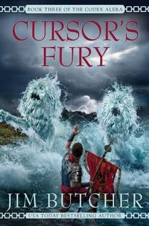 Picture of a book: Cursor's Fury