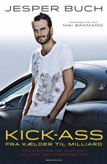 Picture of a book: Kick Ass