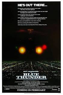 Picture of a movie: Blue Thunder
