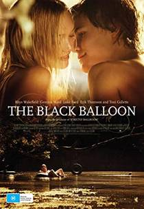 Picture of a movie: The Black Balloon
