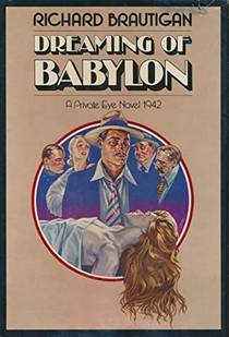 Picture of a book: Dreaming of Babylon