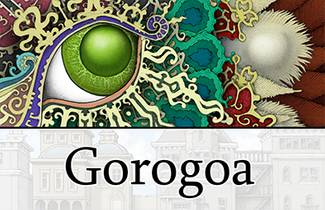 Picture of a game: Gorogoa