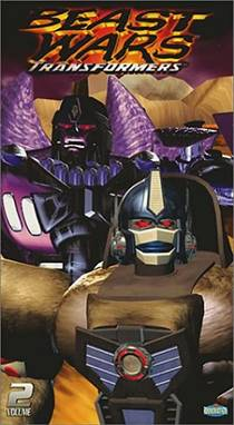 Picture of a TV show: Beast Wars: Transformers