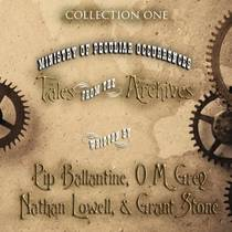 Picture of a book: A Ministry Of Peculiar Occurrences: Tales From The Archives, Collection 1