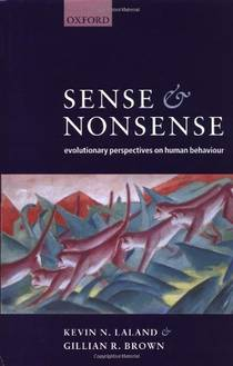Picture of a book: Sense and Nonsense: Evolutionary Perspectives on Human Behaviour