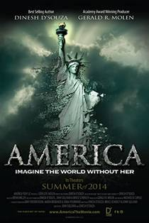 Picture of a movie: America: Imagine The World Without Her