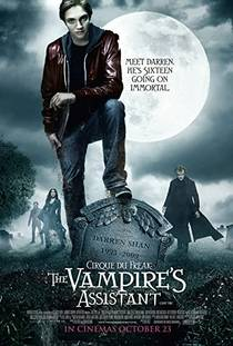 Picture of a movie: Cirque Du Freak: The Vampire's Assistant