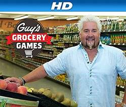 Picture of a TV show: Guy's Grocery Games