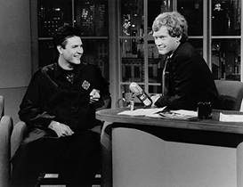 Picture of a TV show: Late Night With David Letterman
