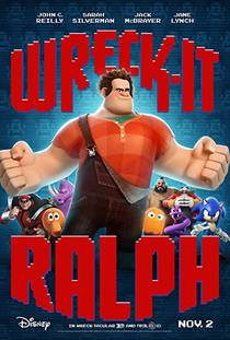 Picture of a movie: Wreck-It Ralph