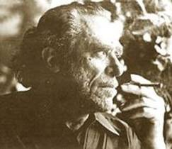 Picture of an author: Charles Bukowski