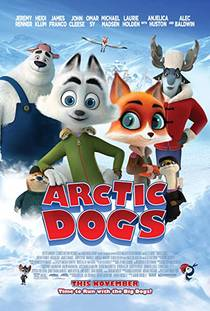 Picture of a movie: Arctic Dogs