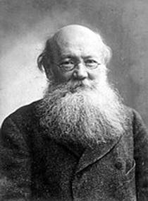 Picture of an author: Pyotr Kropotkin